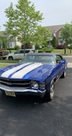 1971 Chevrolet Chevelle Malibu for sale 101150300