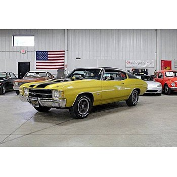 1971 Chevrolet Chevelle for sale 101174127