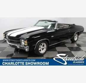 1971 Chevrolet Chevelle for sale 101175094