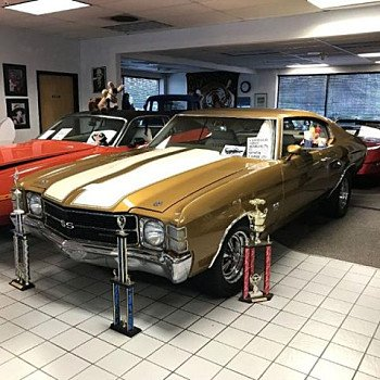 1971 Chevrolet Chevelle for sale 101185498