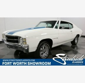 1971 Chevrolet Chevelle for sale 101218553