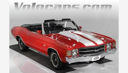 1971 Chevrolet Chevelle for sale 101222797