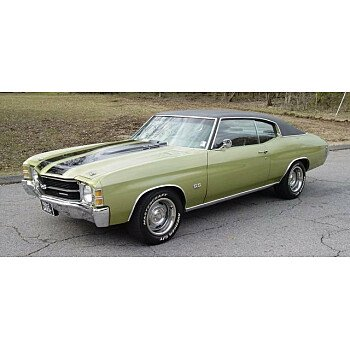 1971 Chevrolet Chevelle for sale 101240810