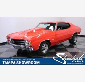 1971 Chevrolet Chevelle for sale 101248012