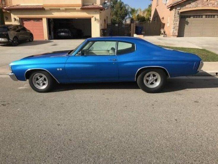 1971 Chevrolet Chevelle Malibu for sale 101264711