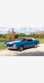 1971 Chevrolet Chevelle for sale 101275582