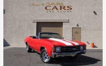 1971 Chevrolet Chevelle for sale 101288303