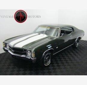 1971 Chevrolet Chevelle for sale 101305886