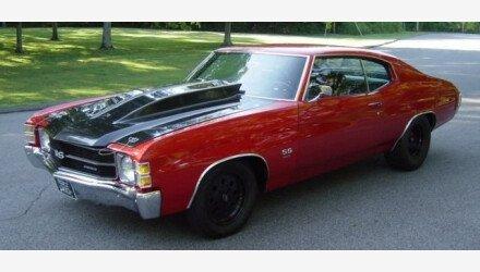 1971 Chevrolet Chevelle for sale 101306029