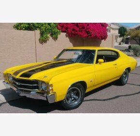 1971 Chevrolet Chevelle SS for sale 101306046