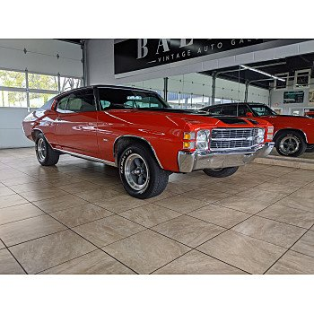 1971 Chevrolet Chevelle for sale 101325674