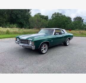 1971 Chevrolet Chevelle for sale 101330789