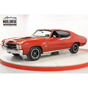 1971 Chevrolet Chevelle for sale 101338004