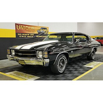 1971 Chevrolet Chevelle SS for sale 101364260