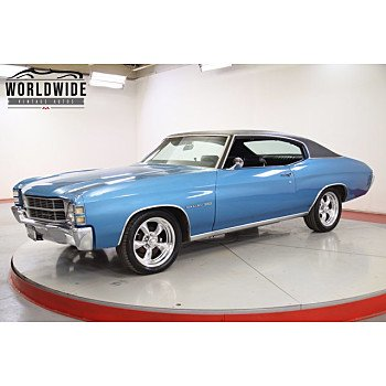 1971 Chevrolet Chevelle for sale 101365394