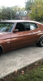 1971 Chevrolet Chevelle SS for sale 101391595