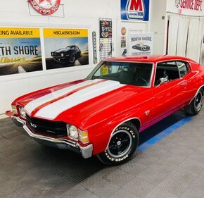 1971 Chevrolet Chevelle for sale 101428313
