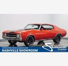 1971 Chevrolet Chevelle Malibu for sale 101433756