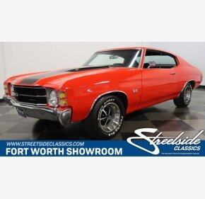 1971 Chevrolet Chevelle SS for sale 101446898