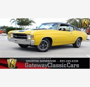 1971 Chevrolet Chevelle SS for sale 101459785