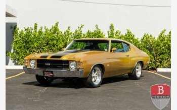 1971 Chevrolet Chevelle SS for sale 101514031