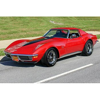 1971 Chevrolet Corvette for sale 101054279