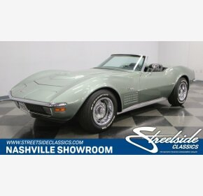 1971 Chevrolet Corvette for sale 101011490