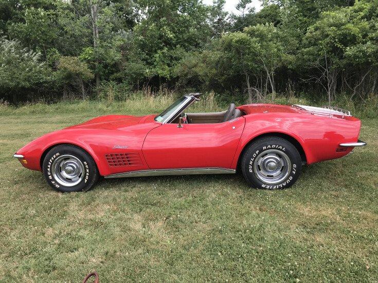 1971-Chevrolet-Corvette-american-classic