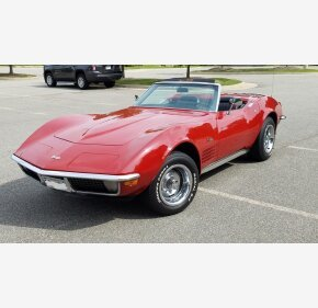 1971 Chevrolet Corvette Convertible for sale 101125554