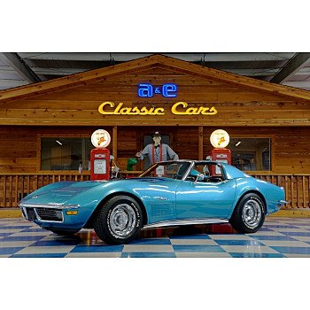 1971 Chevrolet Corvette for sale 101148001