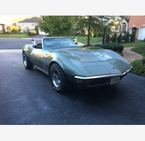 1971 Chevrolet Corvette Convertible for sale 101239767