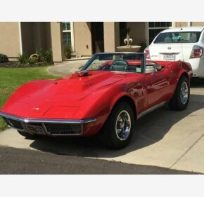 1971 Chevrolet Corvette for sale 101264505