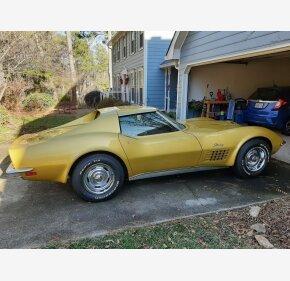 1971 Chevrolet Corvette Coupe for sale 101270817