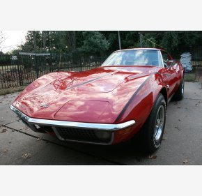 1971 Chevrolet Corvette Coupe for sale 101300820