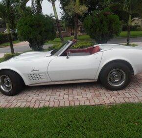 1971 Chevrolet Corvette Convertible for sale 101337184