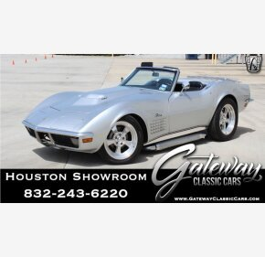 1971 Chevrolet Corvette for sale 101353375