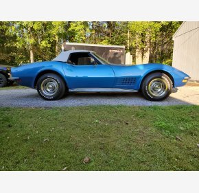 1971 Chevrolet Corvette Convertible for sale 101403967
