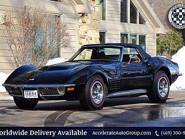 1971 Chevrolet Corvette for sale 101415025