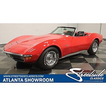 1971 Chevrolet Corvette Stingray Convertible for sale 101550279