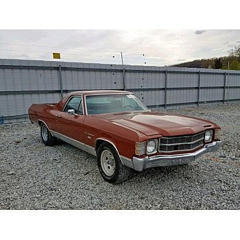 1971 Chevrolet El Camino for sale 101127004