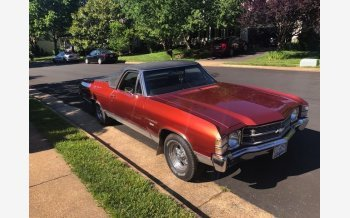 1971 Chevrolet El Camino V8 for sale 101348035