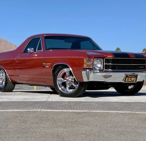1971 Chevrolet El Camino V8 for sale 101350880