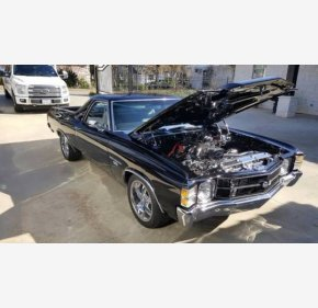 1971 Chevrolet El Camino for sale 100934812