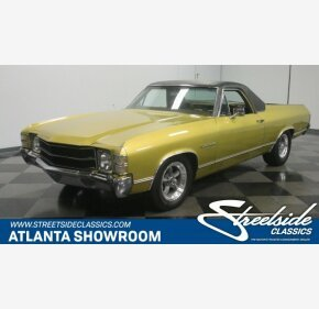 1971 Chevrolet El Camino for sale 101028408