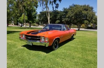 1971 Chevrolet El Camino for sale 101363442