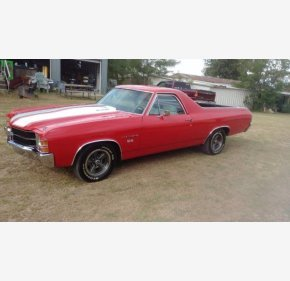 1971 Chevrolet El Camino SS for sale 101387231