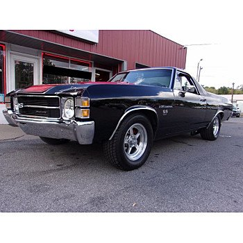 1971 Chevrolet El Camino for sale 101391628