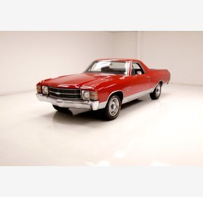 1971 Chevrolet El Camino for sale 101426890