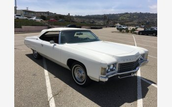 1971 Chevrolet Impala Coupe for sale 101195213