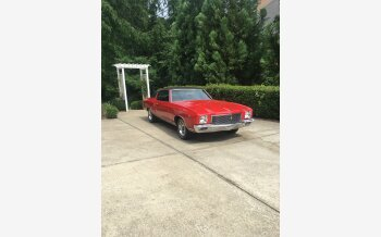 1971 Chevrolet Monte Carlo SS for sale 101003731